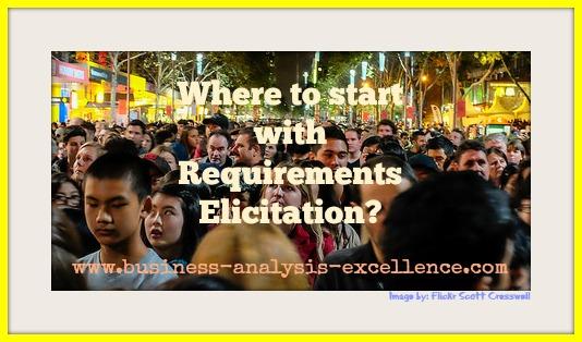 Requirements Elicitation
