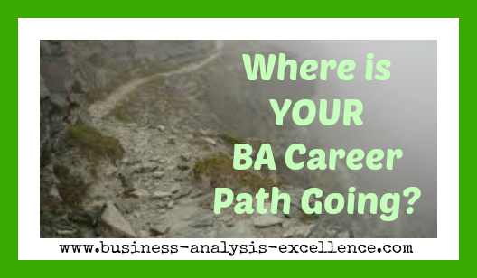 business analyst career path 2