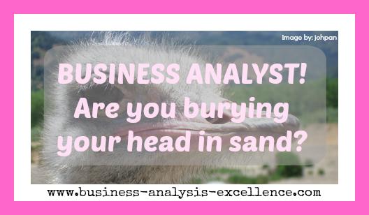 business analysis career