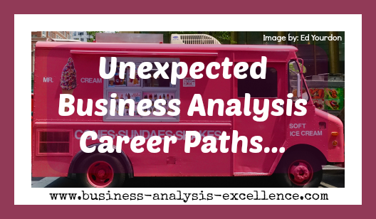 business analysis career options