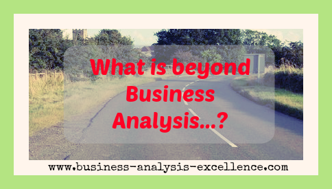 beyond business analysis