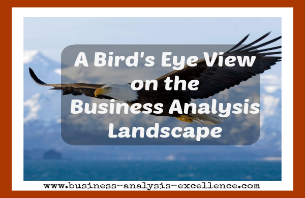 business analysis landscape