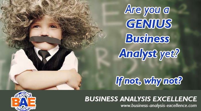genius business analyst