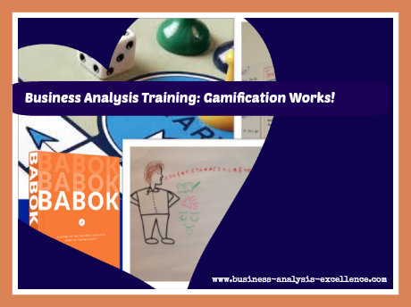 business analysis training gamification small