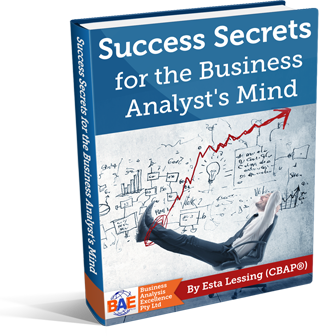 Business and analysis or analyst