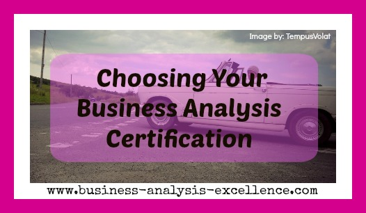IIBA CCBA and CBAP | Which Business Analysis Certification should ...